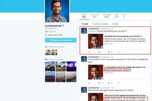 Cyber Security, Google, Google CEO, Hack, Hacking, Internet, OurMine, Quora, Quora Hack, Social, Sundar Pichai, Twitter