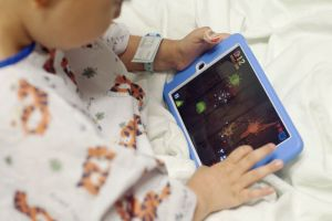 The magic of iPad can reduce the pre-surgery anxiety among children