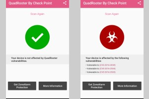 Check Point reported a Stagefright level security liability in Android devices running on Qualcomm chipsets. Fortunately, the security firm also offers solutions to a problem that could be plaguing 900 million mobile devices. ( Check Point | Google Play )