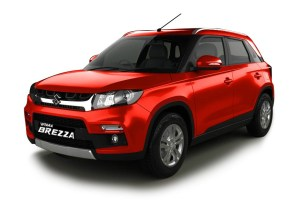 Maruti with its utility sedan Brezza took over Indian auto market in July