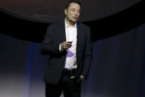 Elon Musk CEO SpaceX
