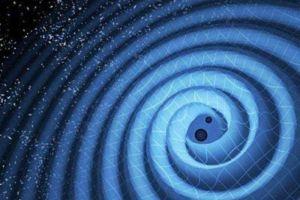 Gravitaional Waves, Space, Galaxy, Albert Einstein