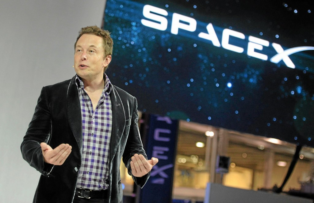 SpaceX's bold satellite internet venture set for California launch
