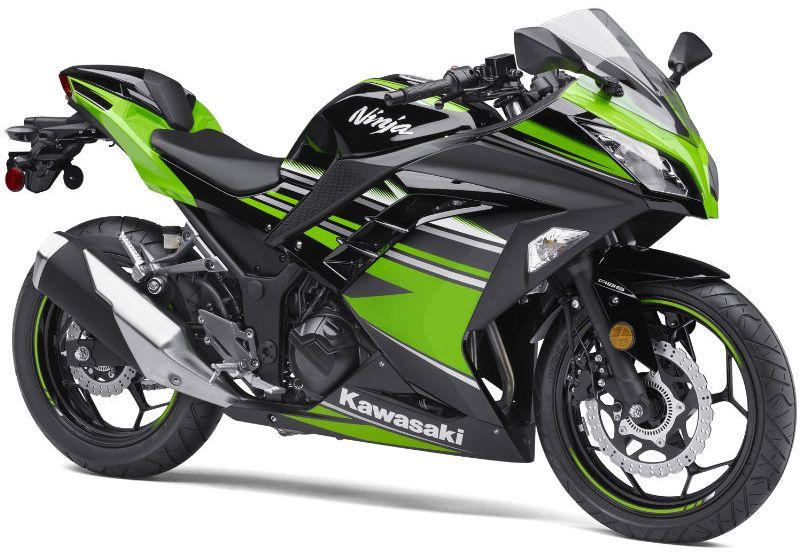 Kawasaki Ninja Black Price In India