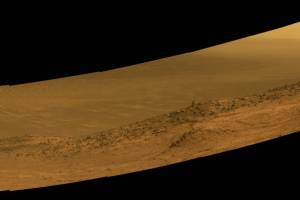 NASA's Opportunity rover to explore gullies carved by fluid on Mars