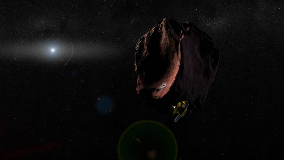 NASA's New Horizons all set to uncover possible clouds on Pluto and reddish object on Kuiper Belt