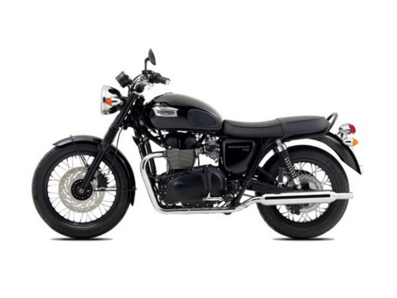 Triumph Bonneville T100 Get Off The Ground For Indian Bazaar At Rs