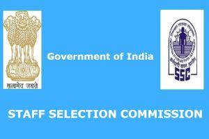 SSC gov OF INDIA