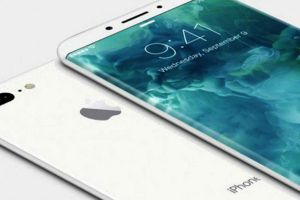 Apple iPhone 8 to feature OLED curved display