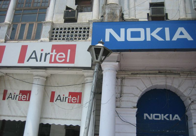 Airtel and Nokia