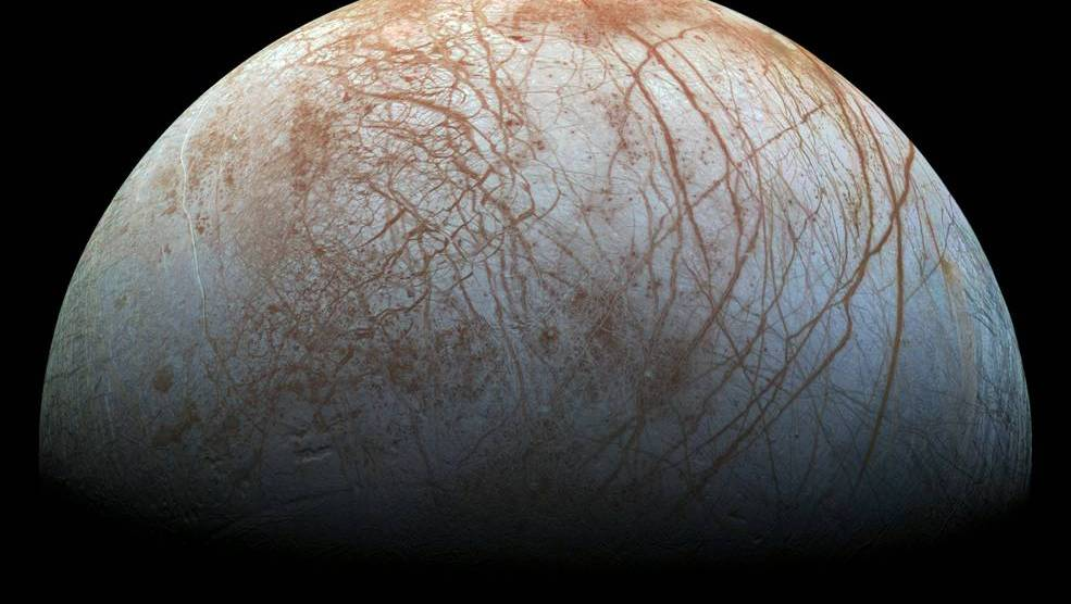 NASA to search for alien life on Jupiter's icy moon with mission 'Europa Clipper'