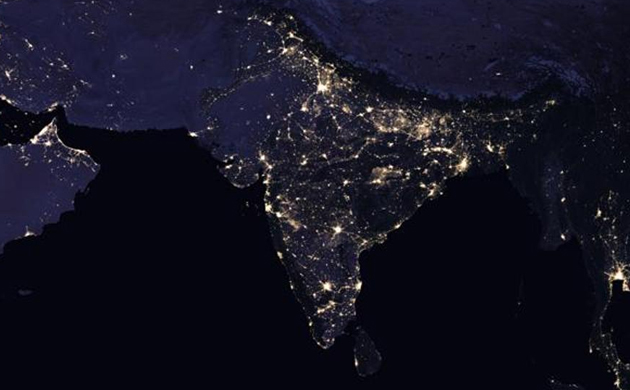 Spot the Difference: India is more illuminated in 2016 when compared ...