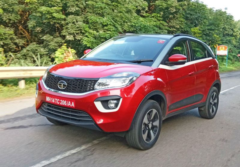 Bookings For Tata Nexon To Commence On September 11