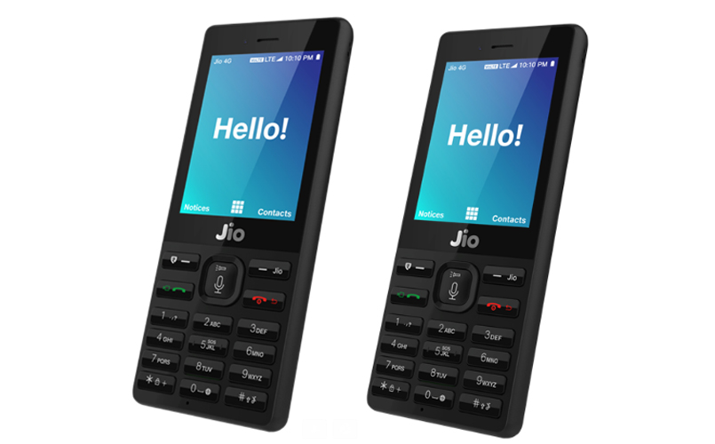Jio phone delievery goes on floor; Track your order by this way