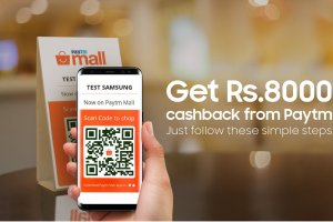 samsung paytm cashback offer