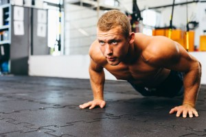 OMG! new fitness trend of 2018 is working out naked