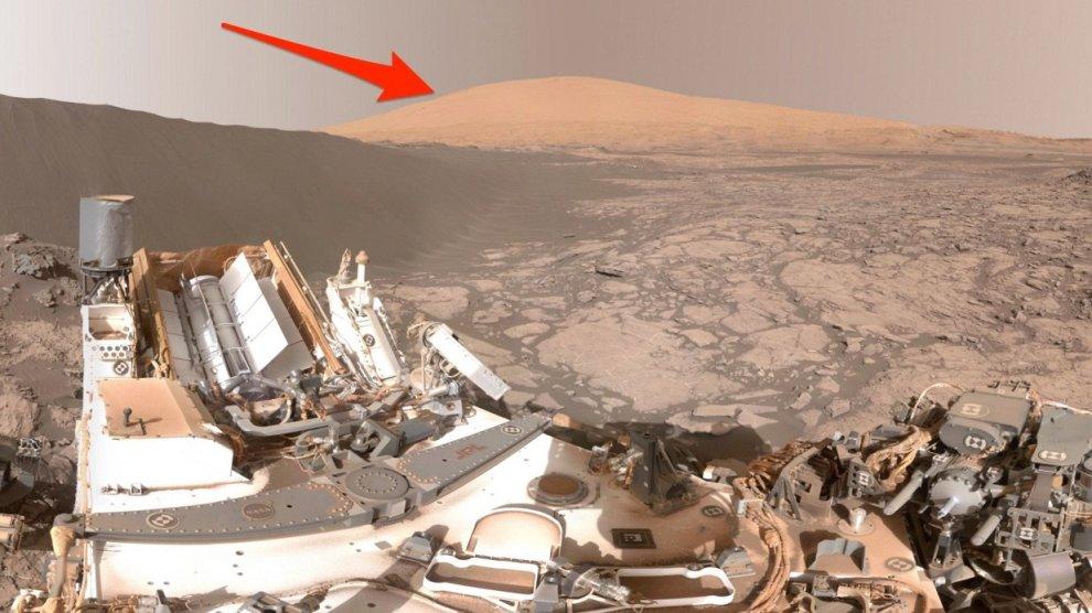 mars rover journey - photo #7