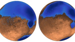 Water on Mars formed earlier than expected supported by volcanic eruptions