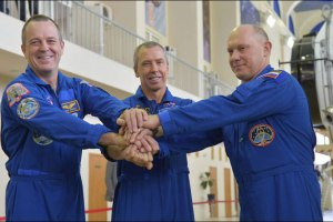 Expedition 55-56 is all set to carry three individuals to the ISS on March 21