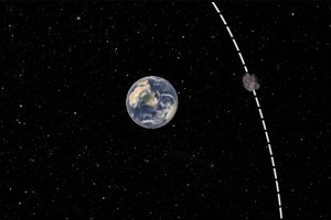 Asteroid 2018 CB will flyby Earth at one-fifth the distance of moon on this Friday