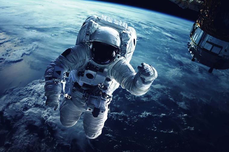 astronauts in space experience - photo #16