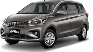 2018 Maruti Ertiga diesel spied testing with 6-Speed Manual Transmission, launching after 3 months