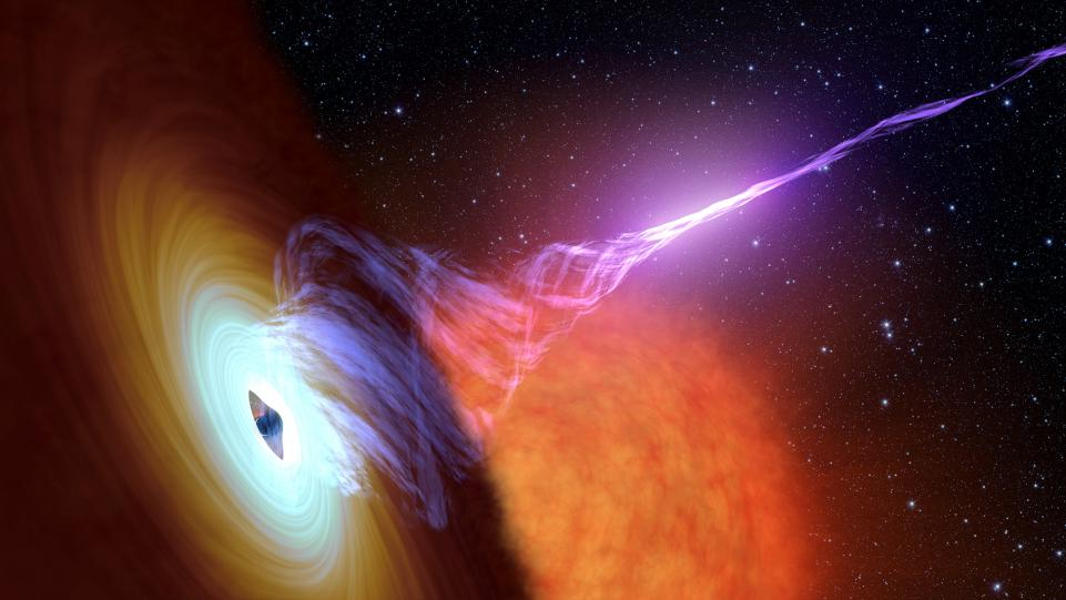 Scientists Find 'Fastest-Growing' Supermassive Black Hole Known in Universe