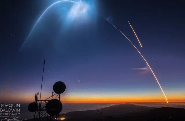 SpaceX wast coast launch to bring sonic booms to California