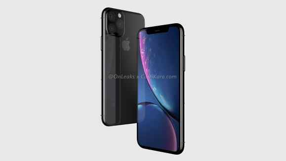 Latest CAD renders for Apple iPhone XI have surfaced online confirming its design