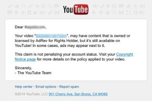 YouTube changes its manual copyright claiming guidelines & functionality