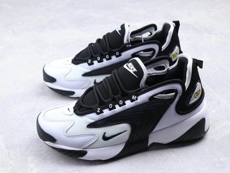 Nike Zoom 2k Blanco/Negro