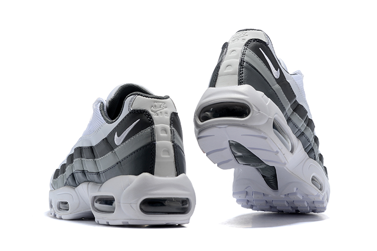 Nike Air Max 95 Blanco/Gris