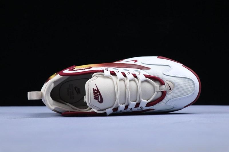 Nike Zoom 2K Burdeos/blanco