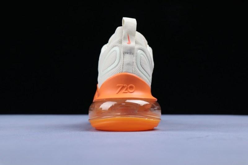Nike Air Max 720 Blanco/Naranja