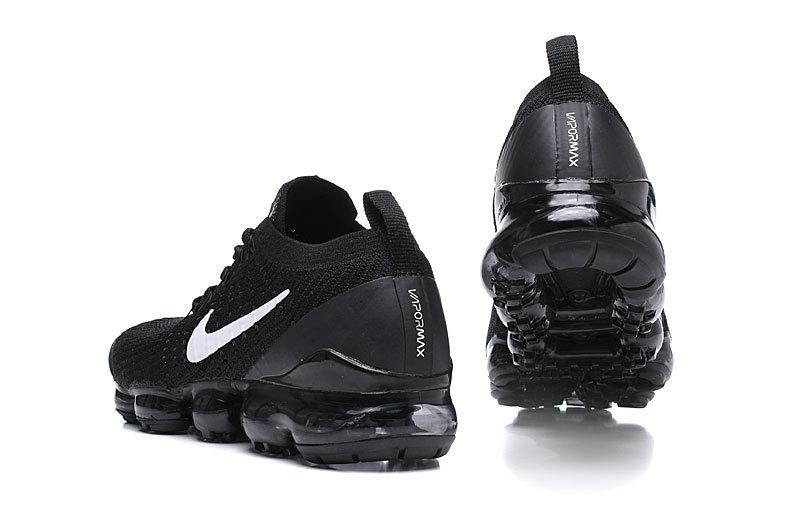 Nike Air VaporMax Flyknit Negro