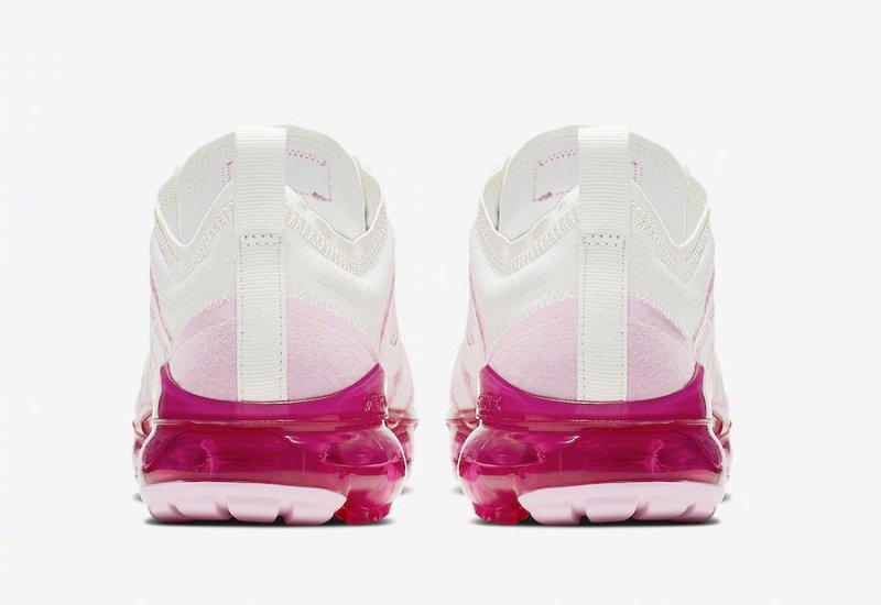 Nike Air VaporMax Blanco/Rosa