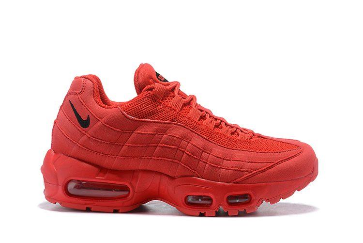 Nike Air Max 95 Rojo