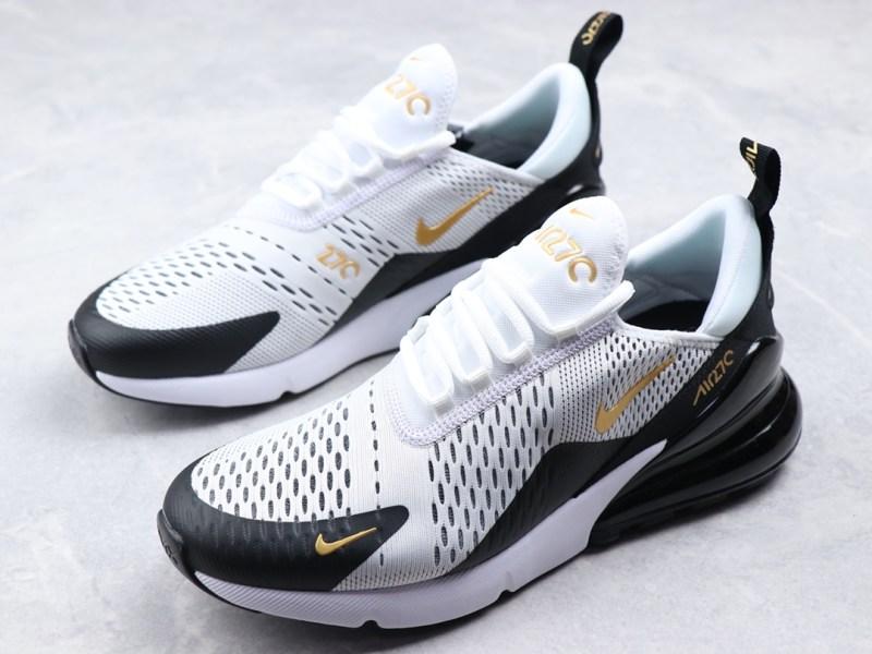 Nike Air Max 270 Negro/Blanco