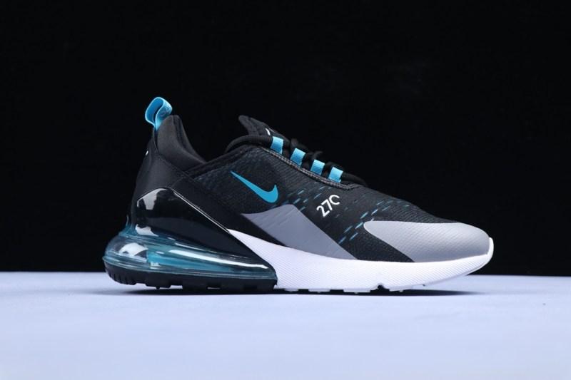 Nike Air Max 270 Negro/Azul