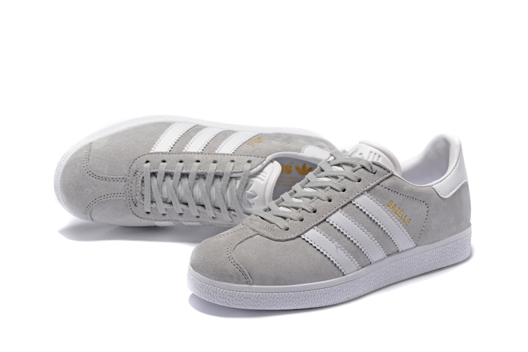 Adidas Gazelle Gris Claro