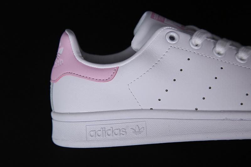 Adidas Stan Smith Blanco y Rosa
