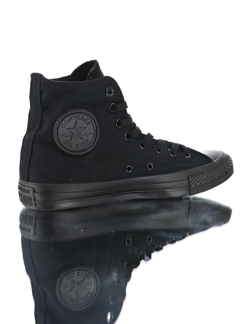 Converse All Star Core Hi Negro