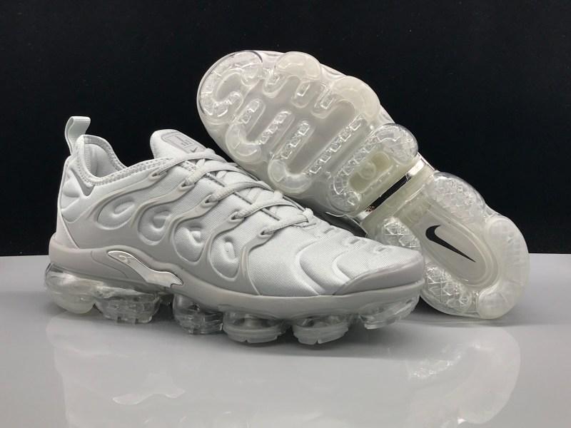 Nike Air VaporMax Plus Blanco
