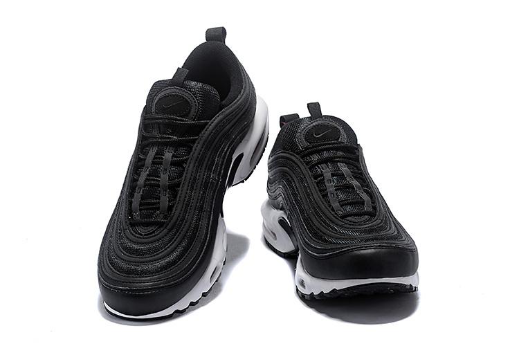 Nike Air Max 97 Plus Negro/Blanco