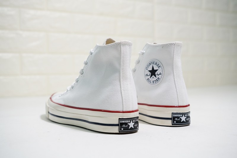Converse All Star Chuck Taylor 1970s HI Blanco