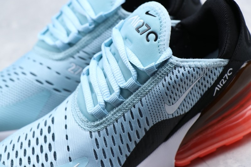 Nike Air Max 270 Azul Claro/Rojo