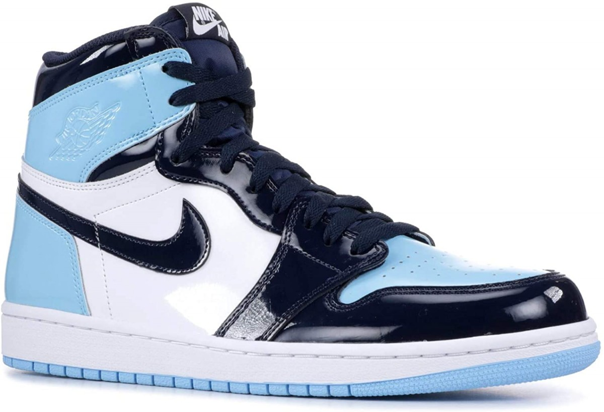 baño Distraer Extraer  Air Jordan 1 Retro High OG UNC Blue Chill - TeCalzoShoes