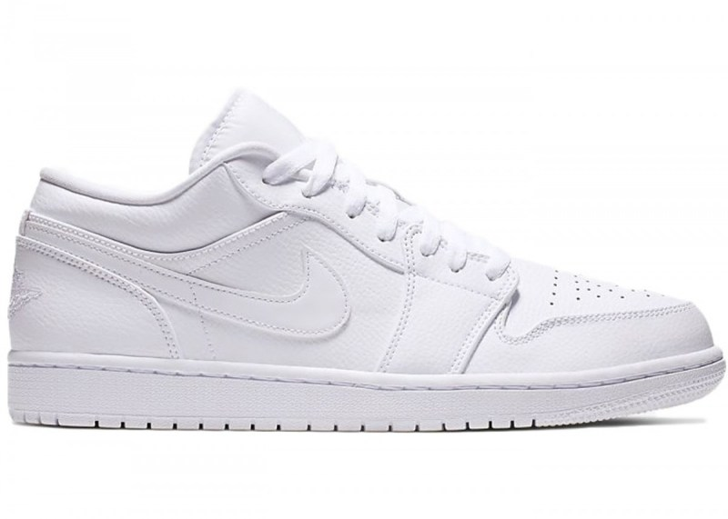 Air Jordan 1 Low Blanco