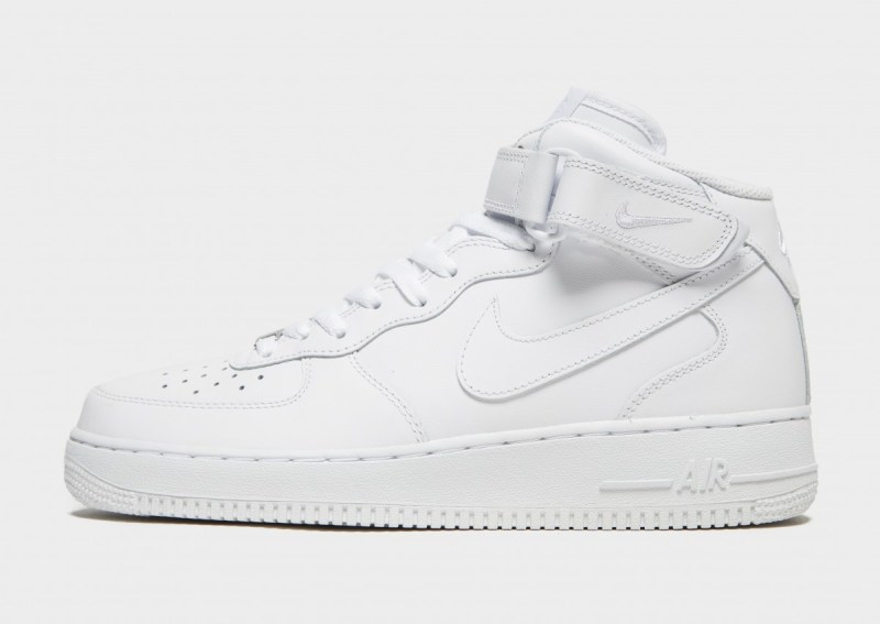 Nike Air Force 1 Mid Blanco