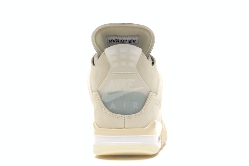 Air Jordan 4 x Off White